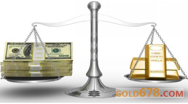 <b>美元攻破98关口,黄金小幅上涨维持震荡状态</b>
