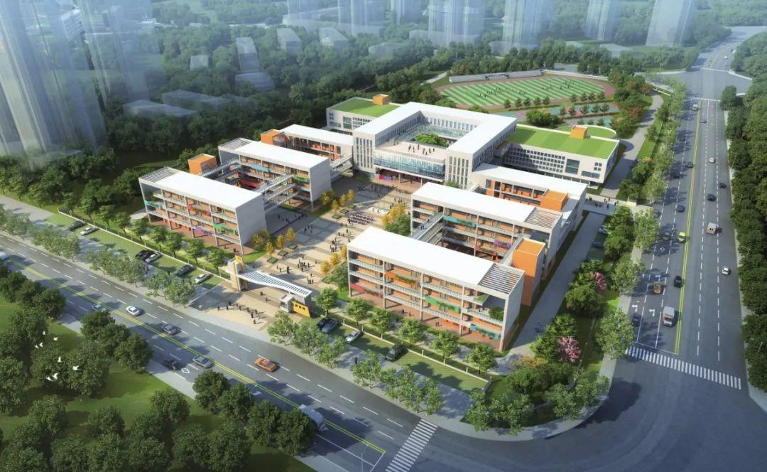规划公建建筑面积_164亿!广州黄埔汤村旧改实施方案正式获批,升龙操刀!_改造