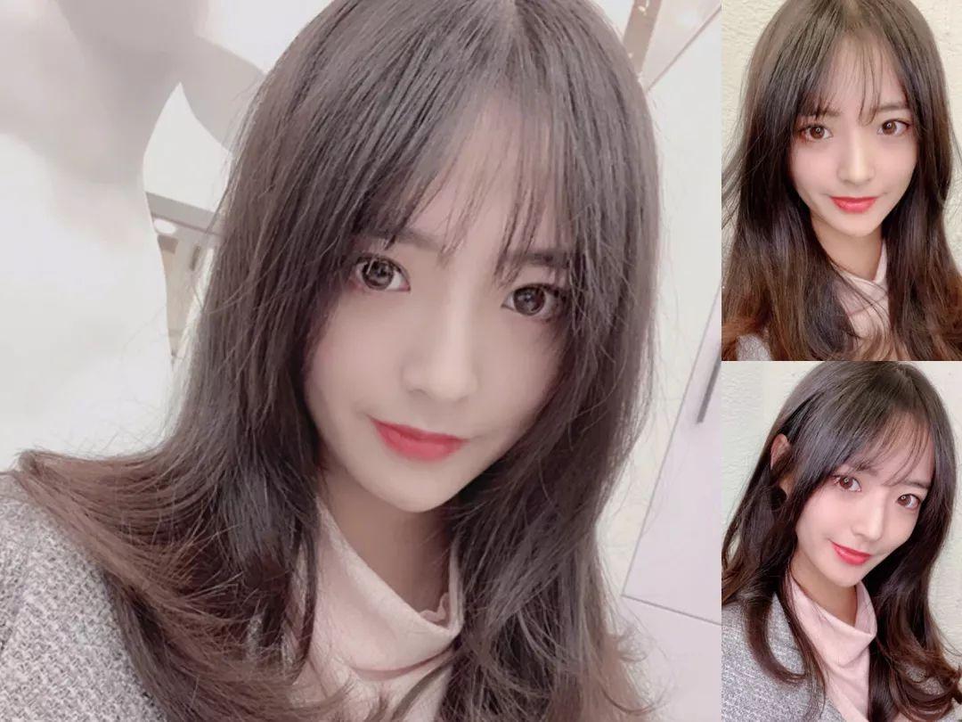 [最新的法式刘海发型,任何脸型都适合!]图片