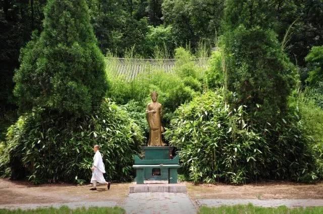 陜西這座千年古寺,本地人沒聽過,日本人卻不惜跨國跑來朝拜