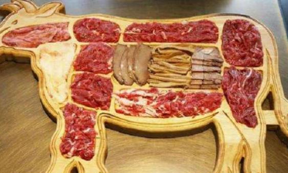 关于牛肉的千万种做法 花300元吃一份牛肉真不值得