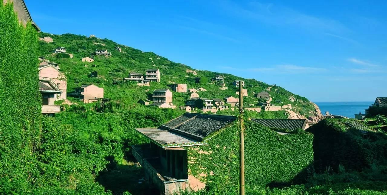 <b>浙江最可悲的一个村落,曾是当地最富裕的渔村,今却成无人村</b>