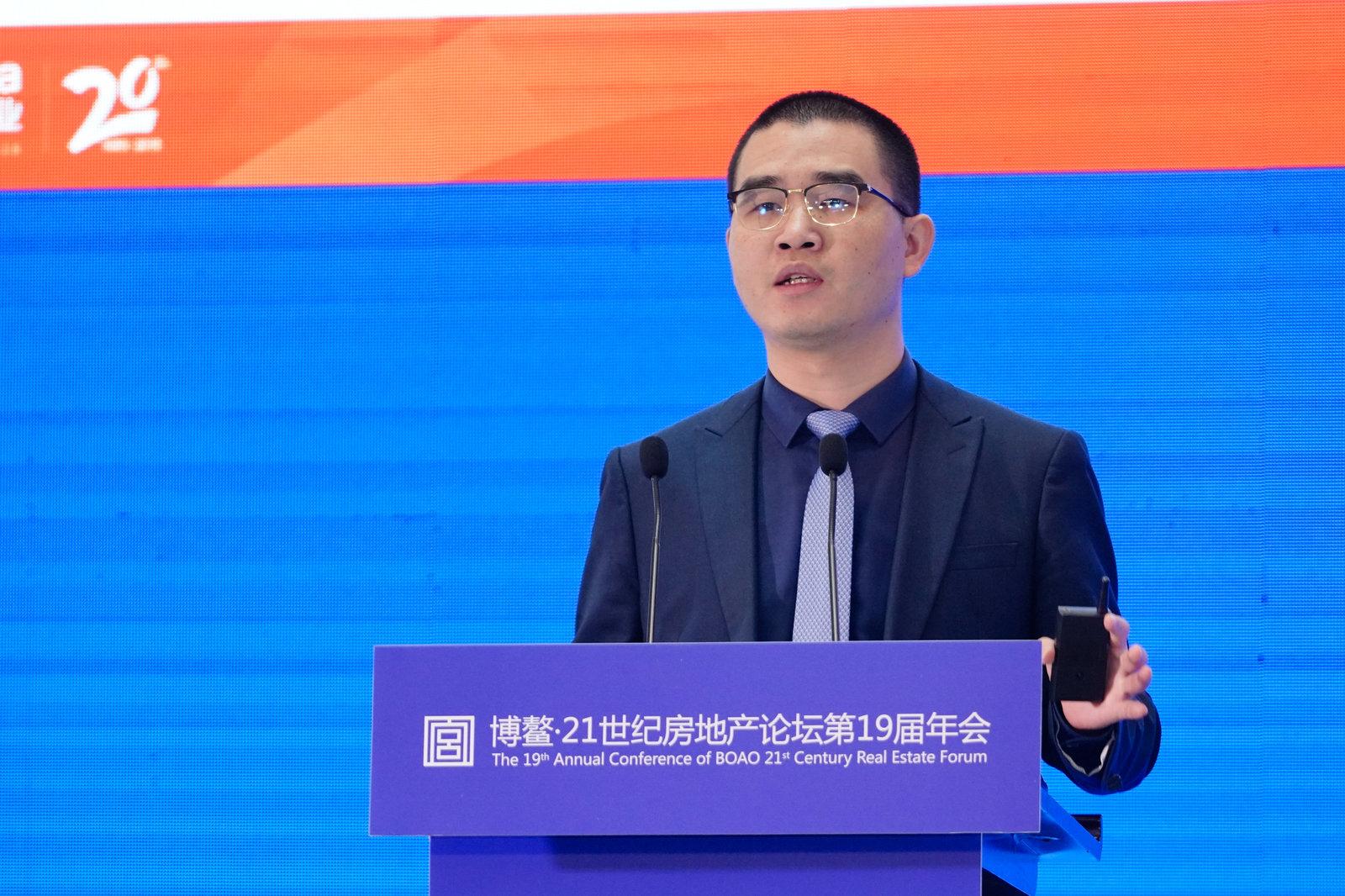 佳兆业刘策:地产开发市场规模未来可达20万亿 大湾区占到1/10