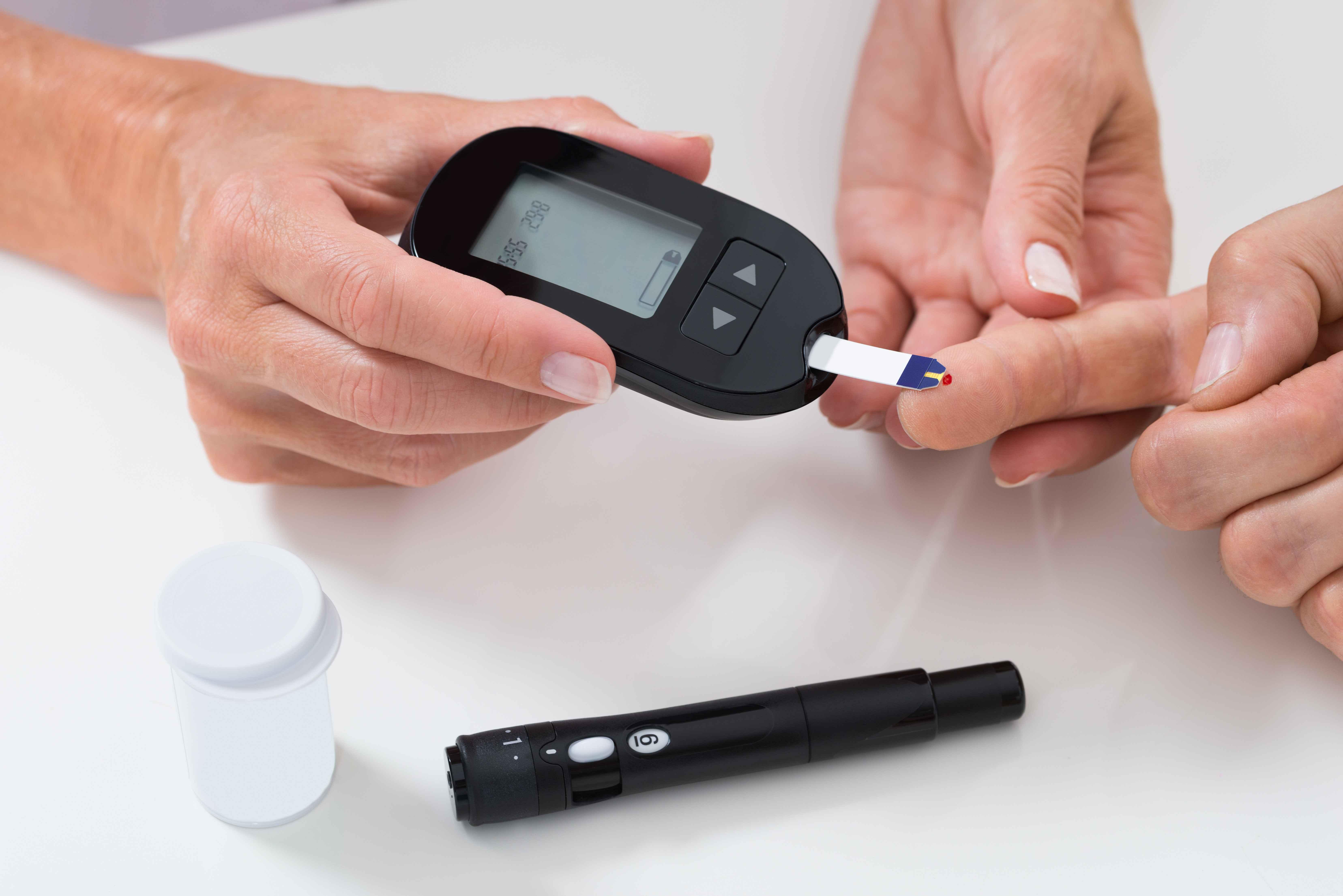 血糖升高莫忽视,当心4种疾病找上门!