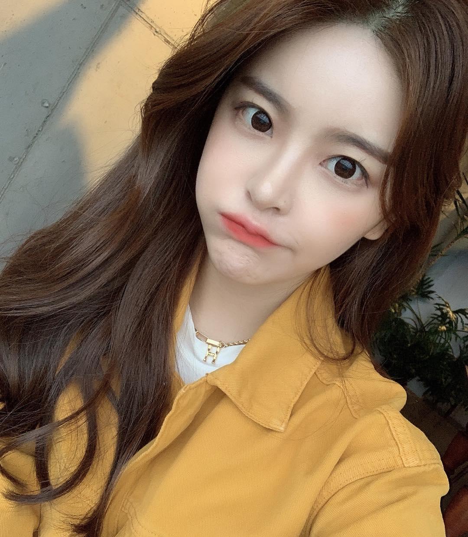 韩国美女模特,甜美清秀,女神合辑二25张