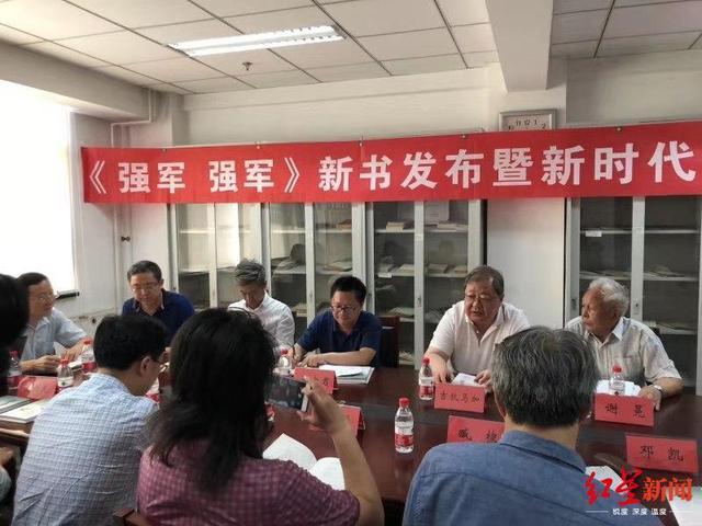 《强军 强军》在京首发,吉狄马加:刘笑伟反映军旅生活情真意切