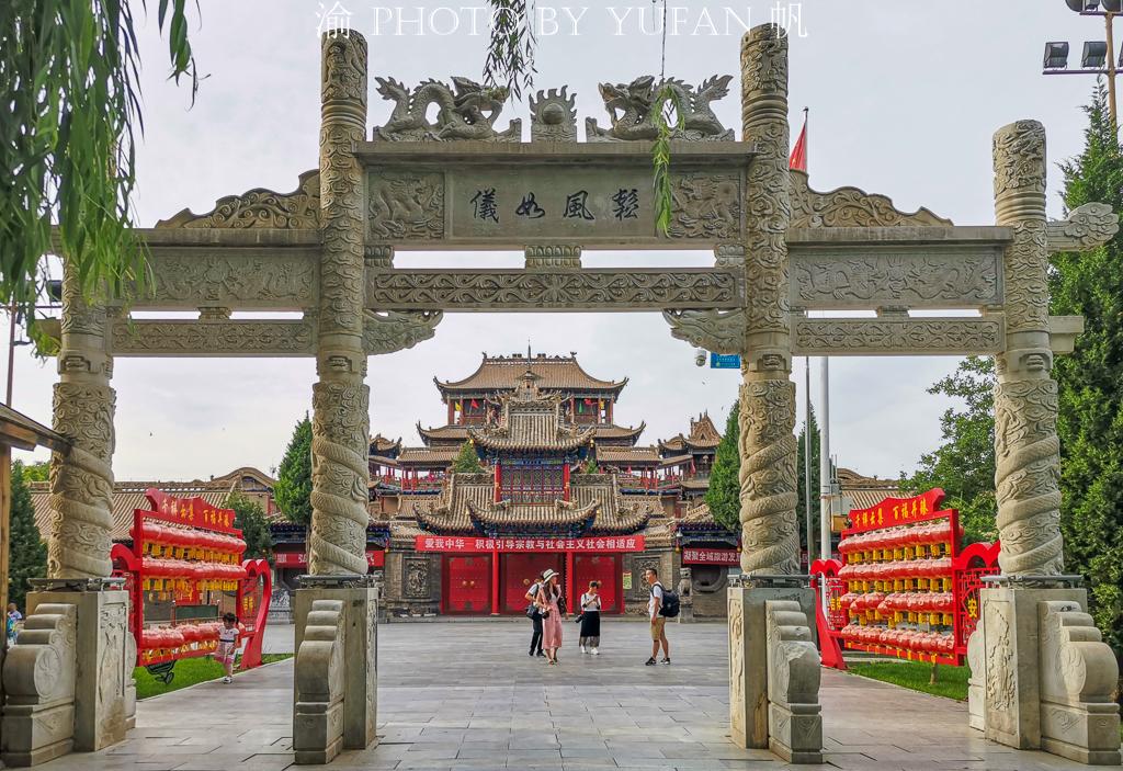 中国唯一以卫命名的城市,名气还不如下辖的一个景区,你知道是哪?