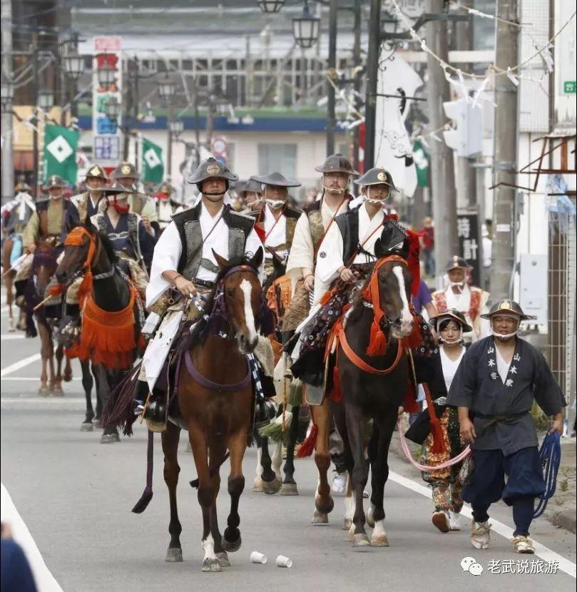 今天,有数万人来到这个日本小镇,只为看一场男人的盛典!它已有千年历史