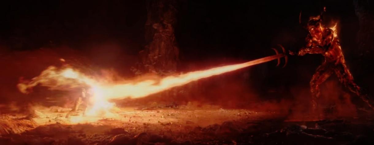 《雷神3》最后一战,如果索尔不阻止浩克,他能击败火巨人吗?