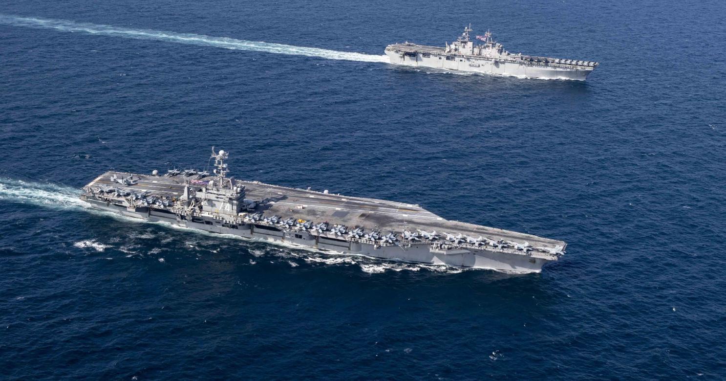美国到底欠中国多少钱?军迷:近乎等于20个核动力航母编队