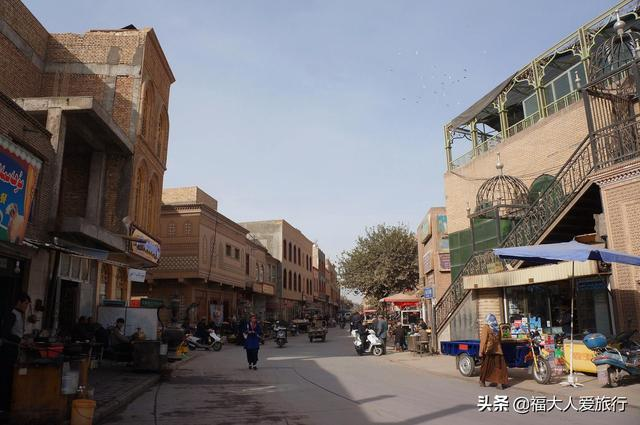 喀什,不算旅游胜地,却有中国西部最纯粹的少数民族和异域情调