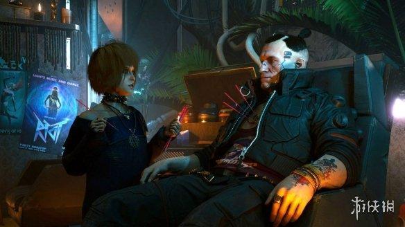 《赛博朋克2077》好伙伴Jackie介