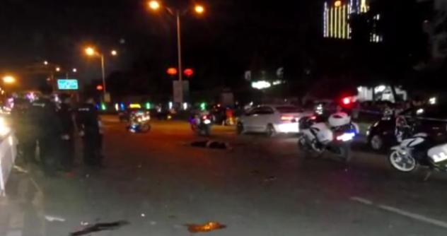 13岁少年骑车兜风,车速过快撞上老人,2人当场死亡1人重伤