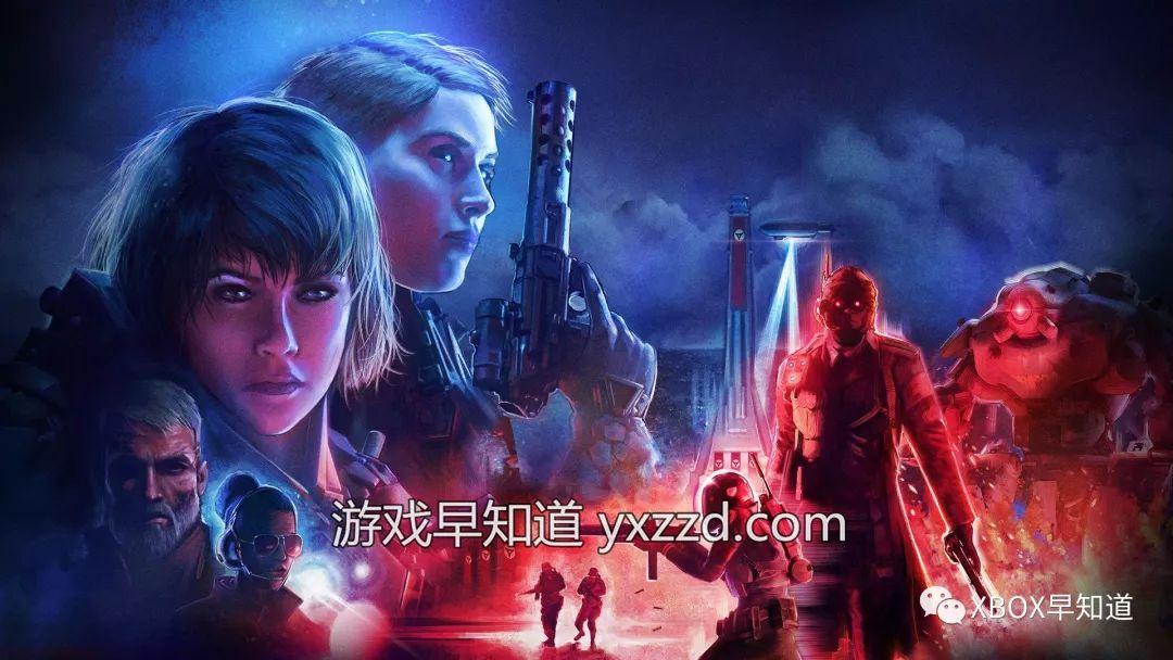 Xbox One《德军总部: 新血脉 》正式发售 支持官方中文