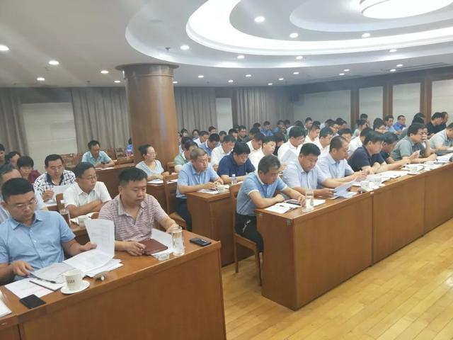 我县召开2019年食安委(扩大)会议暨 食安县复审工作推进会