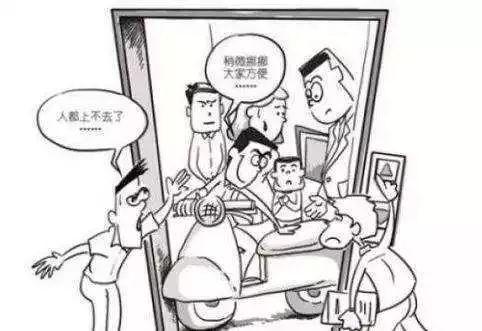 """容易引发事故!电动车最好不要任性""""乘""""电梯"""