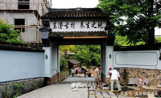 中国最美古村之一,被誉为浙江香格里拉,一副静谧美好山水画卷!