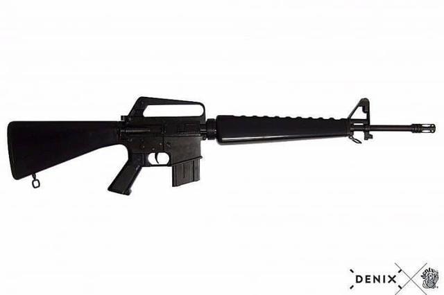 游戏枪械百科:当代和役艺术之作M4A1的汗青取演化如何使用花呗提现