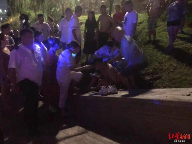 四川宜宾男子跳江获救后再跳长江 多方呼吁实施有偿救援