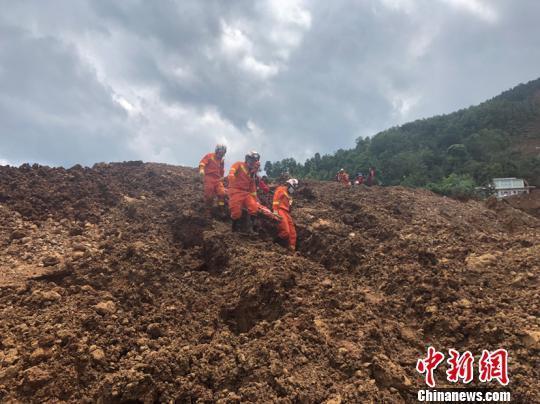 贵州水城山体滑坡已搜救出遇难人员36人 失联15人