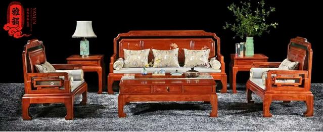 选购红木沙发,这四点建议先看看
