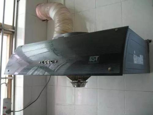 油烟机为什么要安在灶台上方的原理