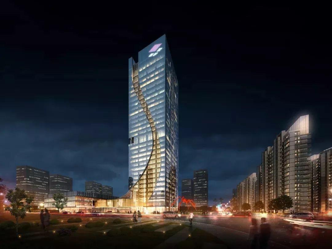 卓越鉑爾曼酒店位于平湖南市新區總商會大樓南側,地處南市cbd核心圖片