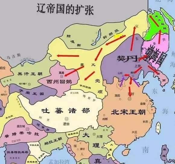 麟剑《人类源流史》中亚北亚古代民族∶契丹族与辽王朝2