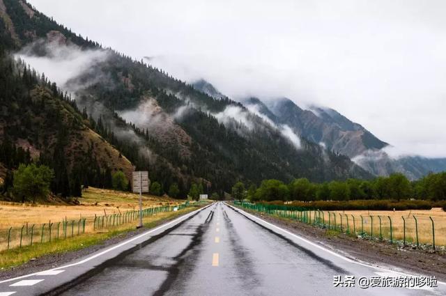 中国最美的公路在南疆,南疆最美的风景在路上