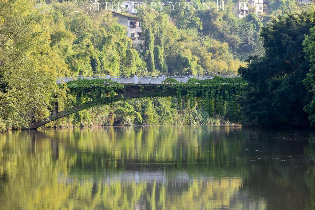 重庆三百年前最美的风景,现在依然美丽,却被所有人忽略