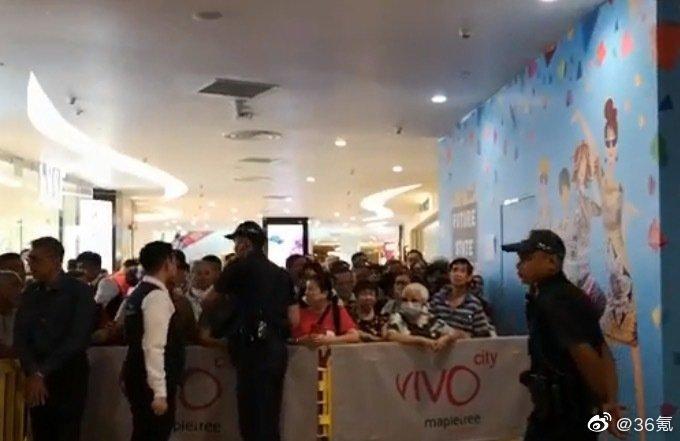 欺骗超5000老年人,惊动防暴警察,华为新加坡分公司被迫关门