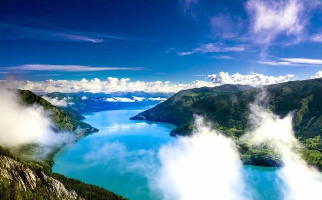 中国最美的五大湖,人间至美天堂,每个都值得走一遍!