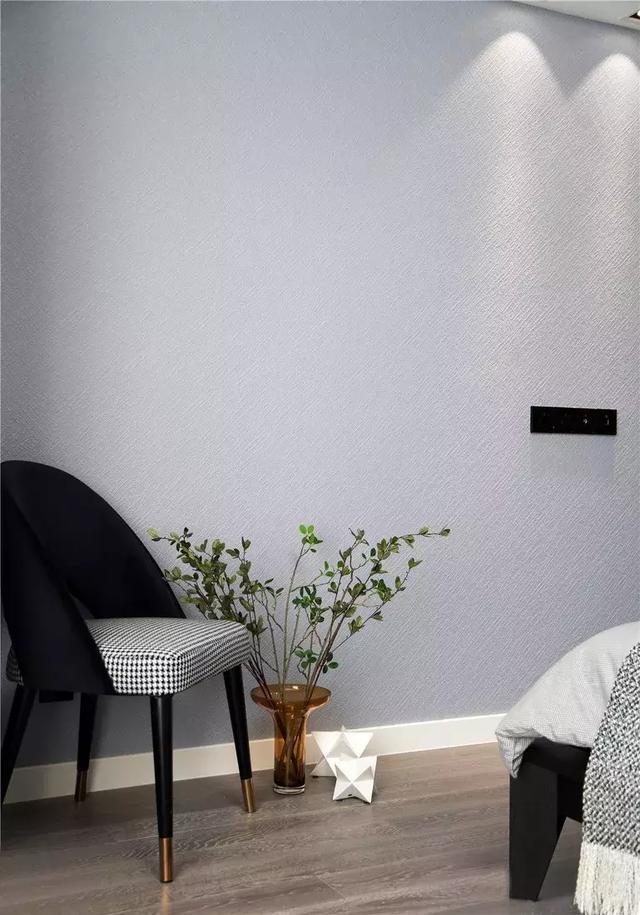 138㎡现代主义3室2厅,简约不失温暖的艺术格调