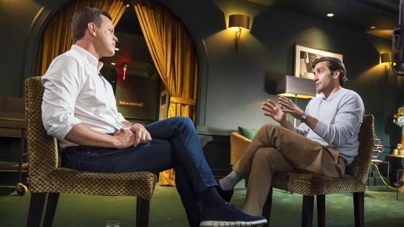 吉伦哈尔接受采访:回忆和希斯·莱杰的首度合作