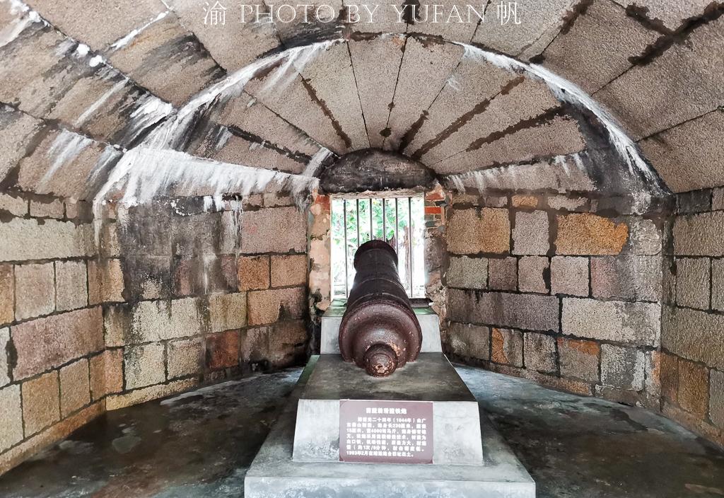 中国鸦片战争古战场遗址,免票都没人参观,与热门景区反差强烈