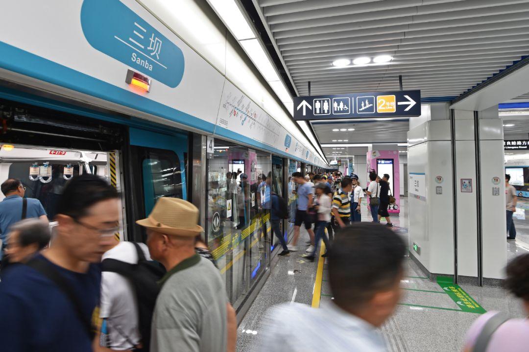 【配套】地铁5号线万左右全线预计年底全面开通运营