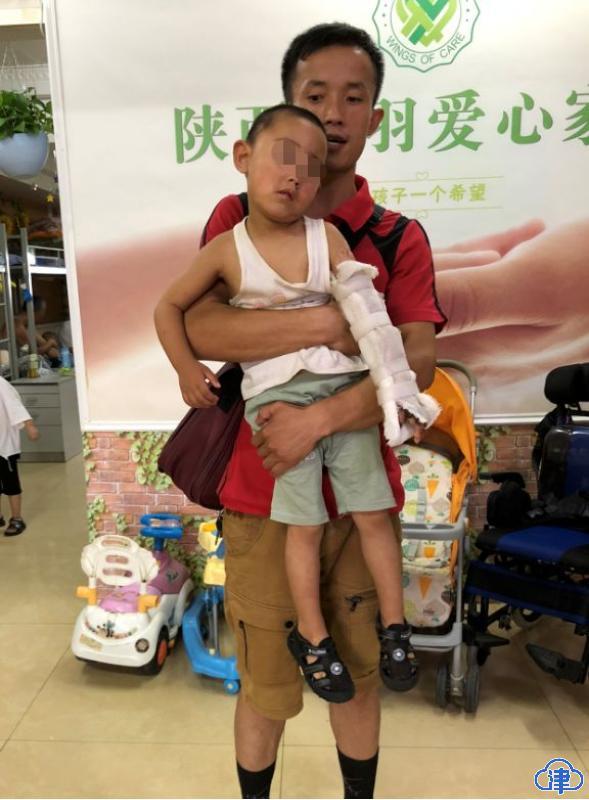 """「津云调查」160多个贫困患儿家庭,在医院附近有了""""家"""""""