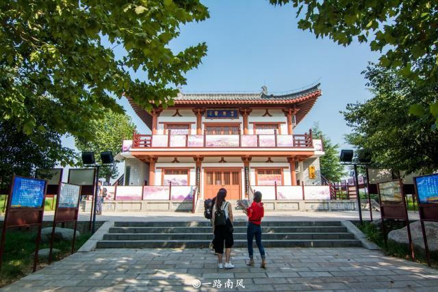 河南有个免费公园,因为环境太好,每年都有天鹅从外国飞来栖息!