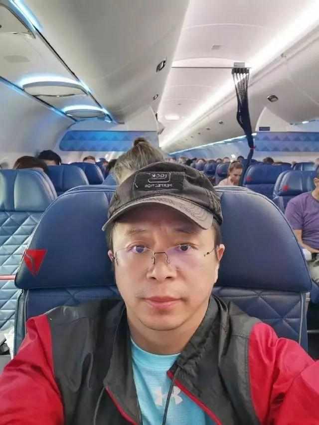 周鸿祎吐槽乘坐达美航空奇葩经历:飞机飞到半路 机组说要下班