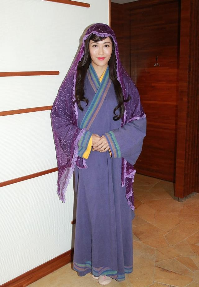 李彩桦近照与银幕记忆中的她判若两人,网友:岁月不饶人!