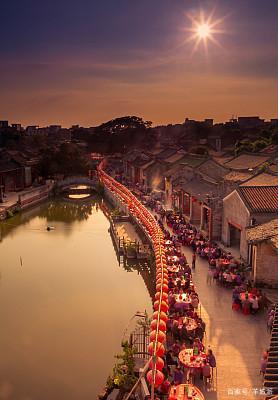 广东这10个村要火啦!入选首批全国旅游重点村名单