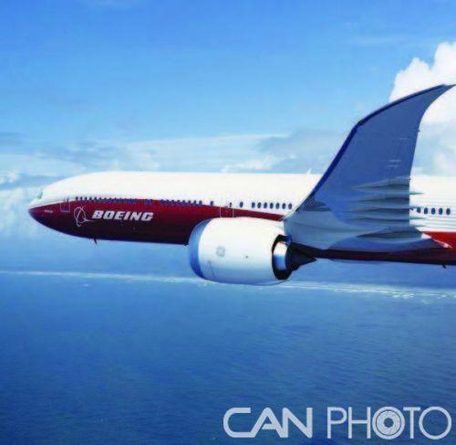 波音777X飞机首飞时间推迟至2020年