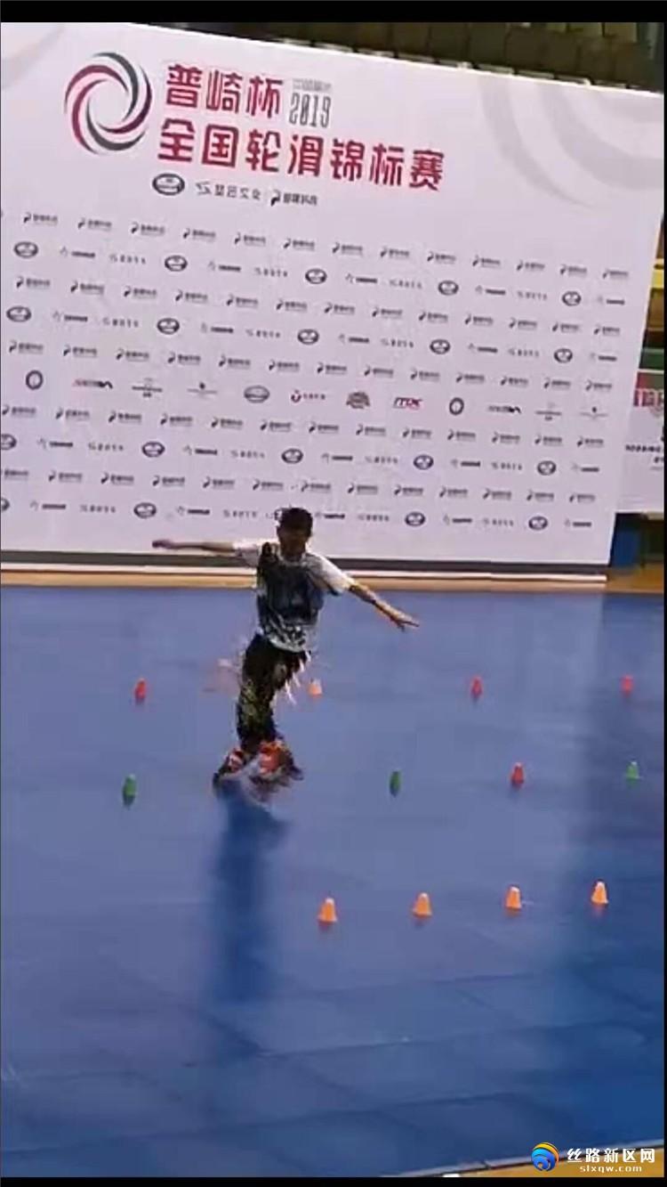 首战告捷!甘肃选手王宇轩在全国轮滑锦标赛上斩获金牌