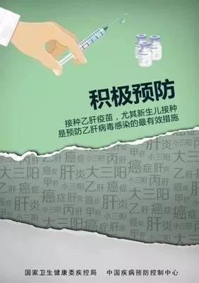 【世界肝炎日】病毒性肝炎的防控