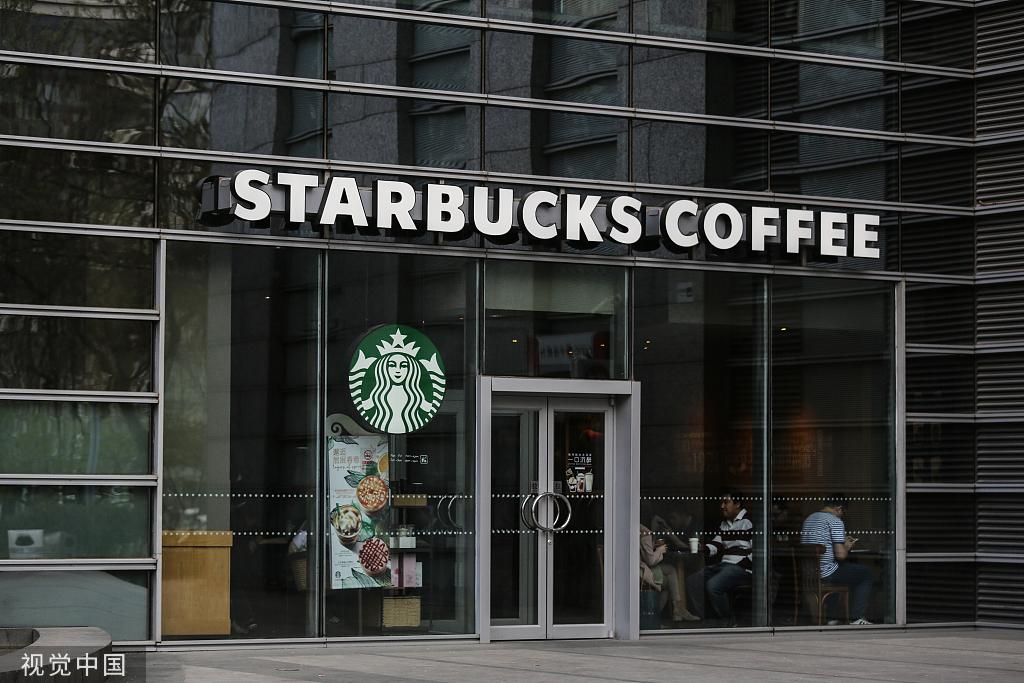 终于逆袭!星巴克Q2净利增64% 新店三分之一在中国