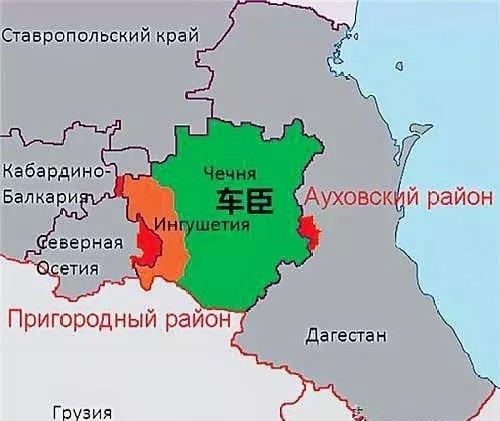<b>沙俄是如何一步步将车臣人纳入统治范围的?</b>