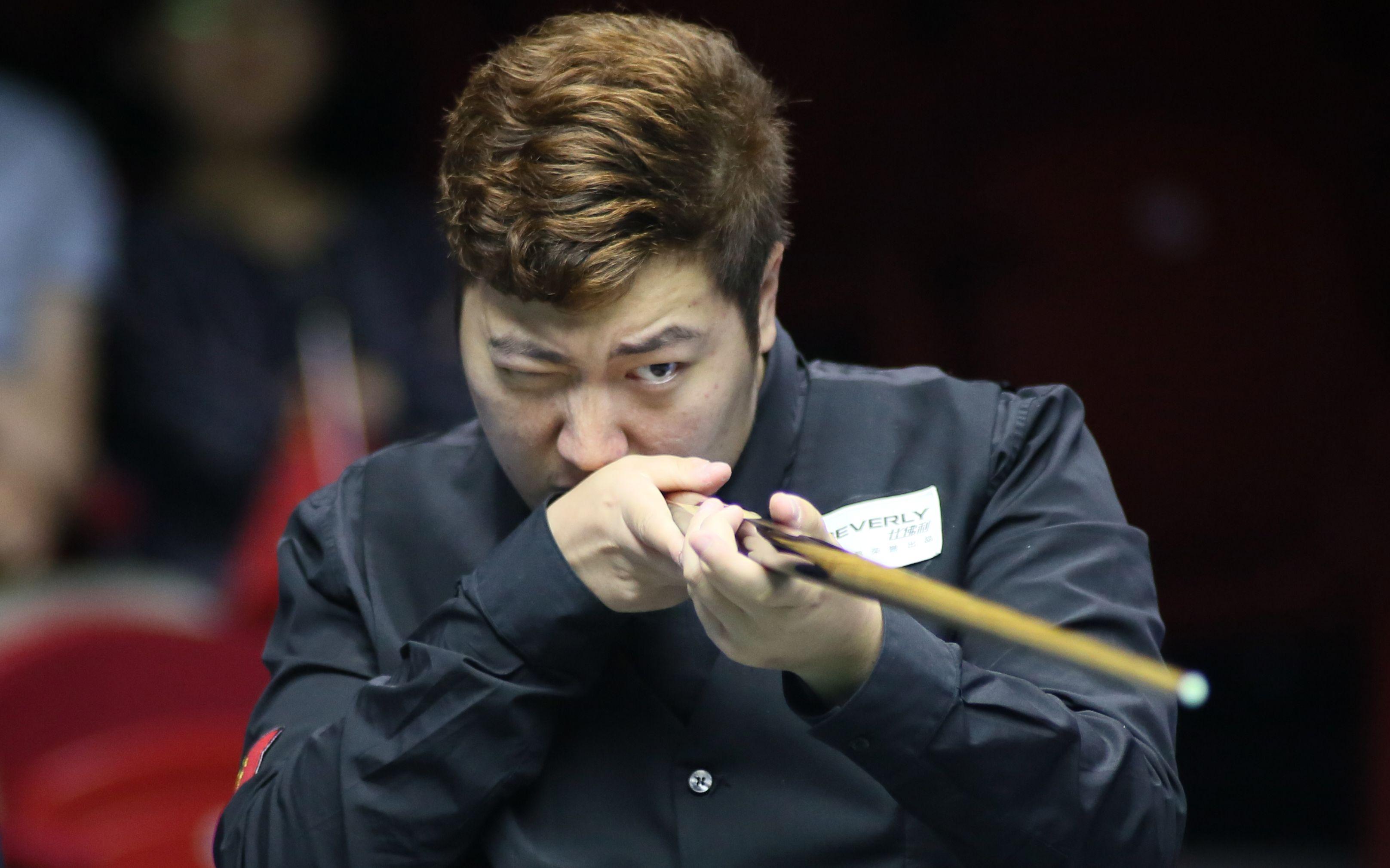 颜丙涛排名赛夺冠,打破丁俊晖保待13年的纪录