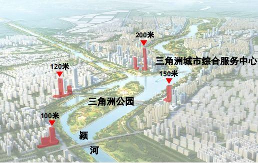 阜阳三角洲最新消息!阜口路跨河大桥新进展