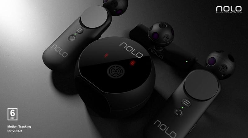提供千元级VR交互硬件产品,NOLO VR完成亿元级A+轮融资