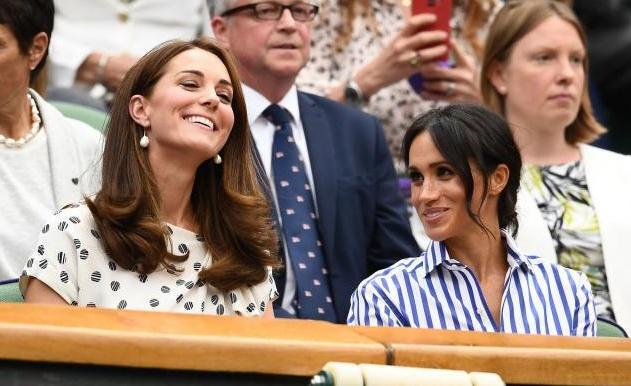 凯特王妃被质疑整容?多亏了时尚Icon梅根!